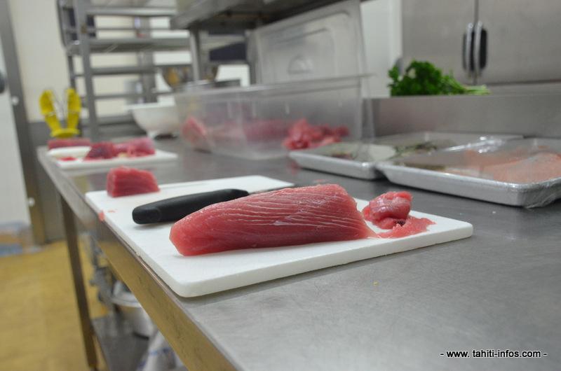 Le prix du thon blanc s'envole