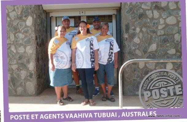 """Une journée pour """"montrer la grande famille de la Poste en Polynésie française"""""""