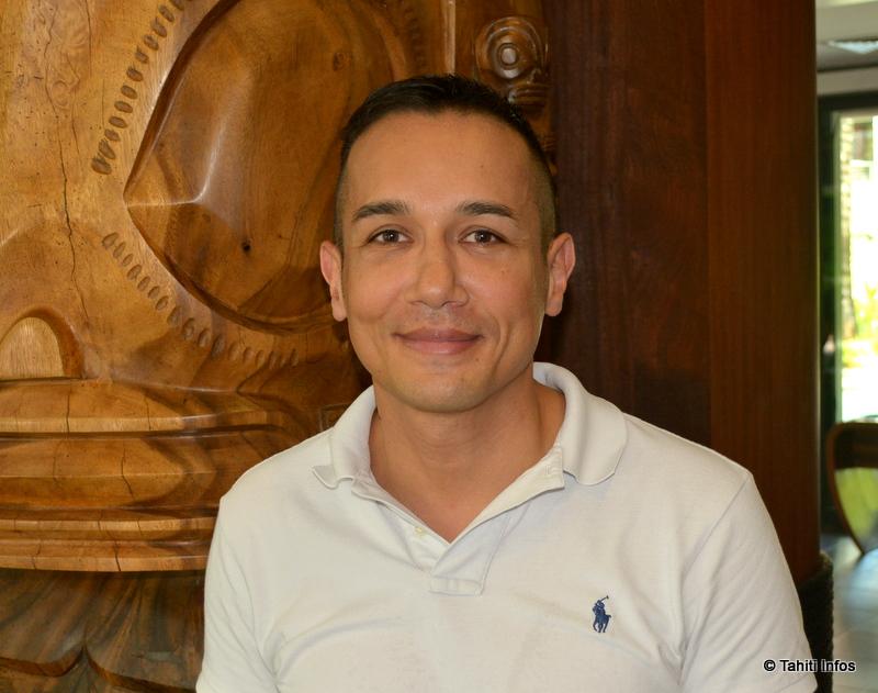 Dimitri Fleury, producteur de la Nuit des Publivores depuis 1995