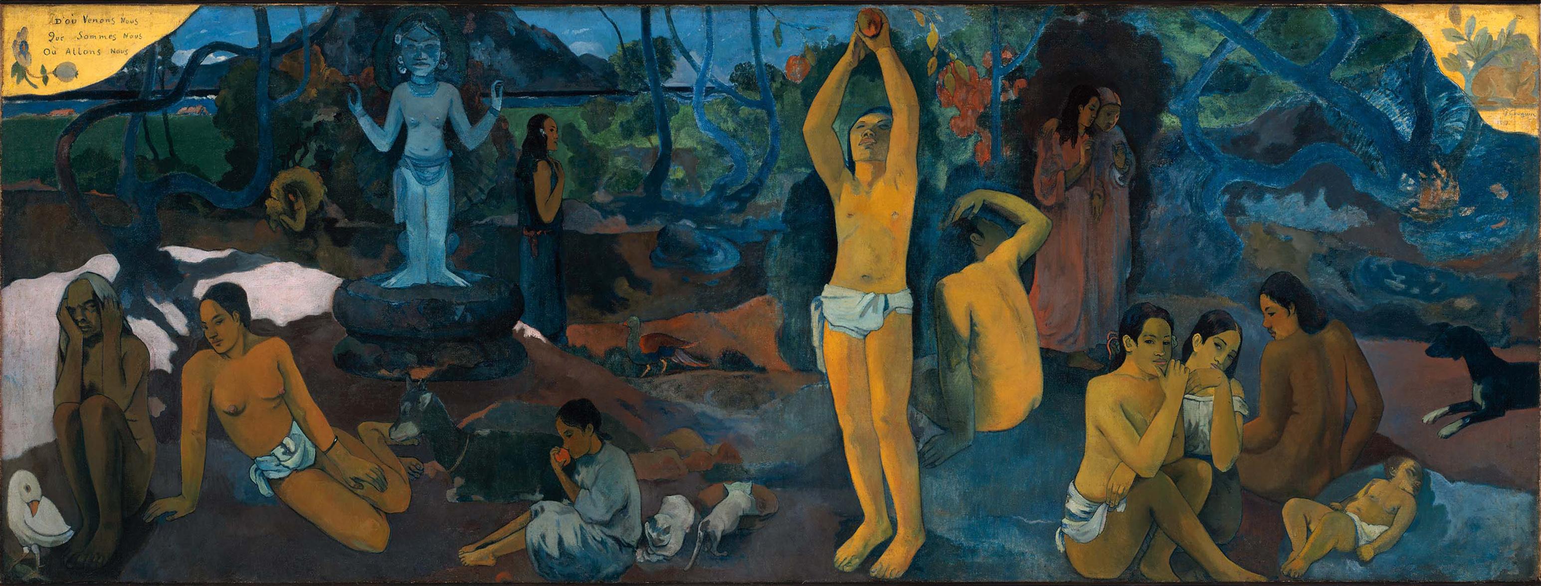 Gauguin : Autopsie psychologique d'un artiste