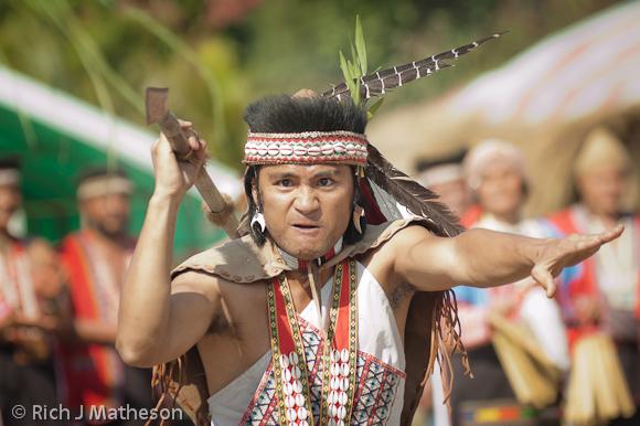 Un indigène Taiwannais (© Rich J Matheson)
