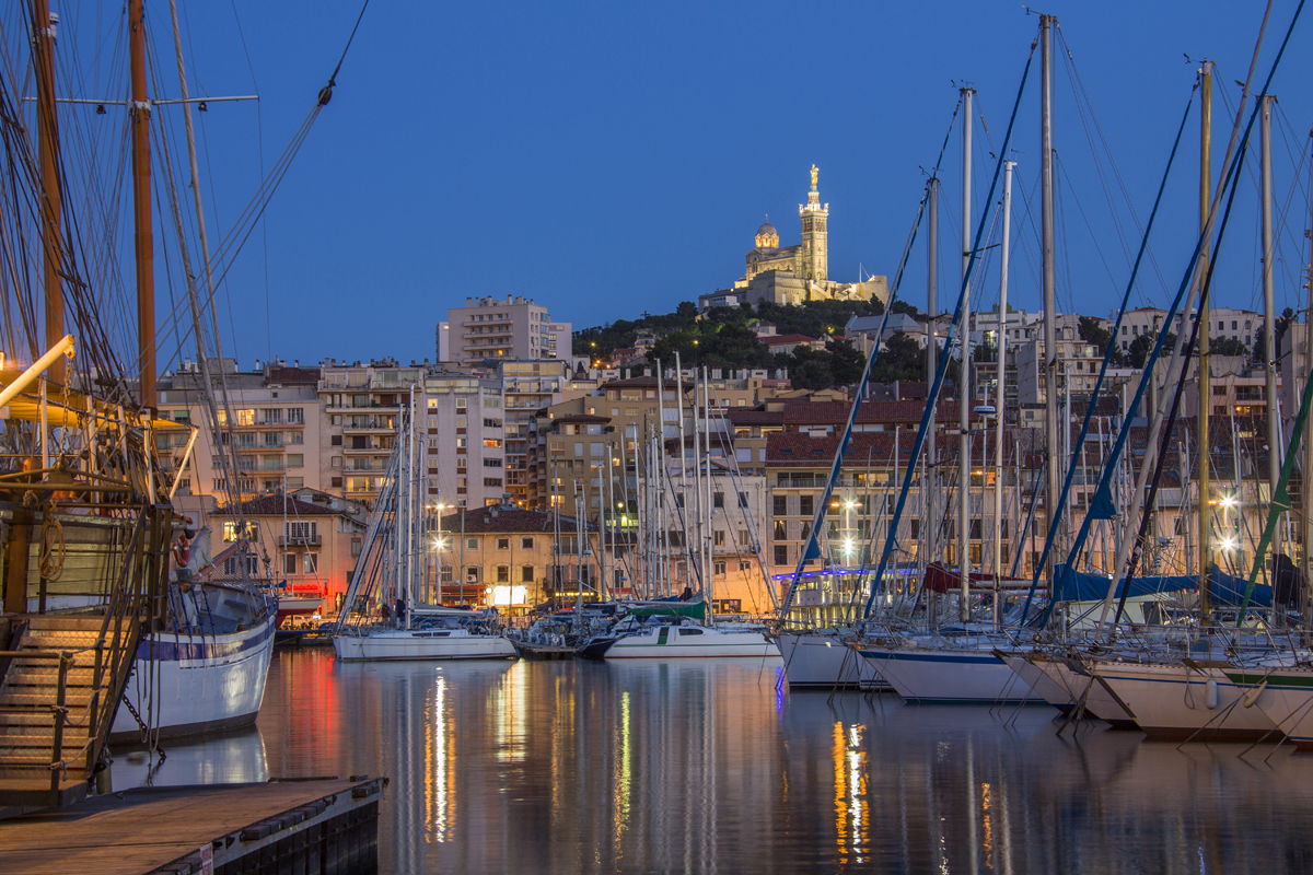 Le Vieux-Port de Marseille passé au peigne fin