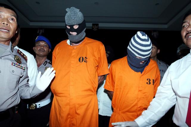 Indonésie: un ex-journaliste britannique arrêté pour quelques grammes de haschisch