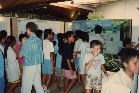 La Fête de la Science de 1992, c'était la deuxième édition et ça se passait déjà à l'APF. 25 ans plus tard l'événement est toujours en grande forme.