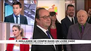 Sarkozy, Macron, immigration, Notre-dame-des-Landes... Les confidences de Hollande