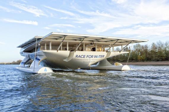 Défense des océans: le catamaran Race for Water va repartir en expédition pour 5 ans