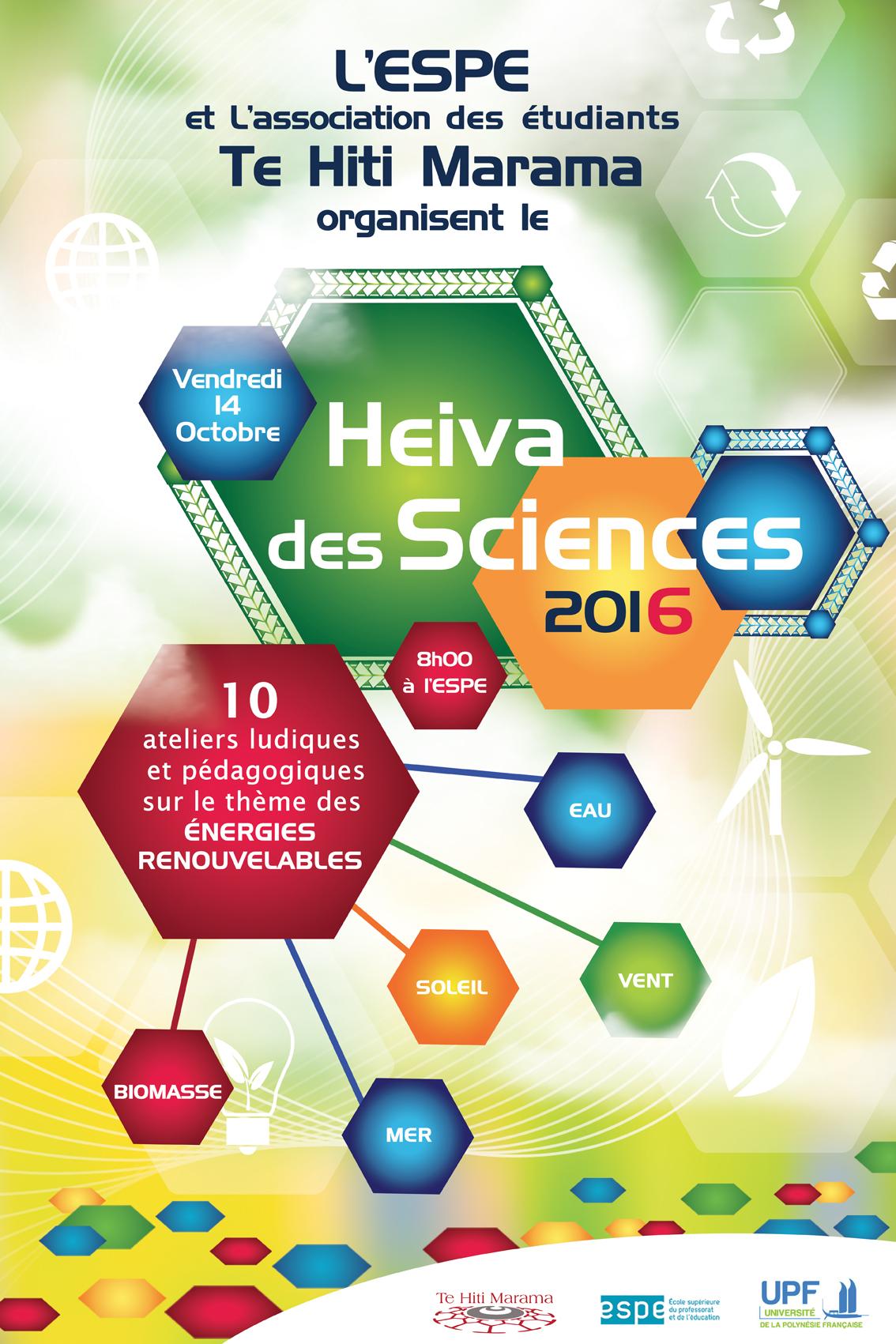 25ème édition du Heiva des sciences : à la découverte des énergies renouvelables