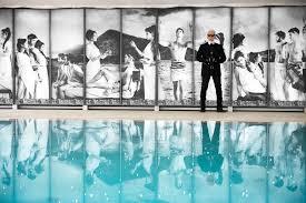 Karl Lagerfeld crée sa propre marque d'hôtels, lancement en 2018 à Macao