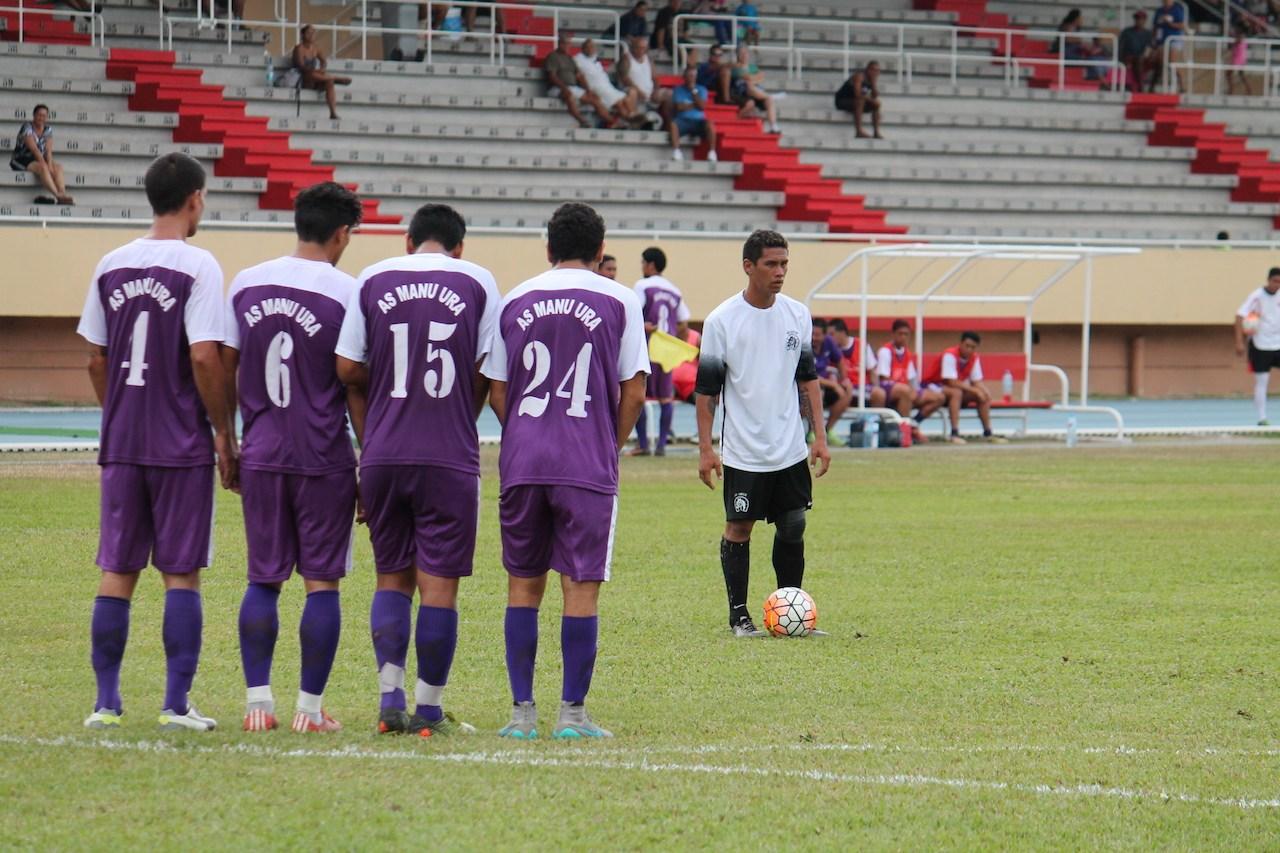 Manu Ura gagne 3-0 face à Arue