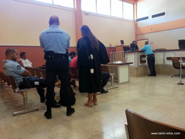 Le parquet avait requis de la prison ferme, l'homme s'en tire avec du sursis et une interdiction de reparaître à Raiatea pendant un mois.