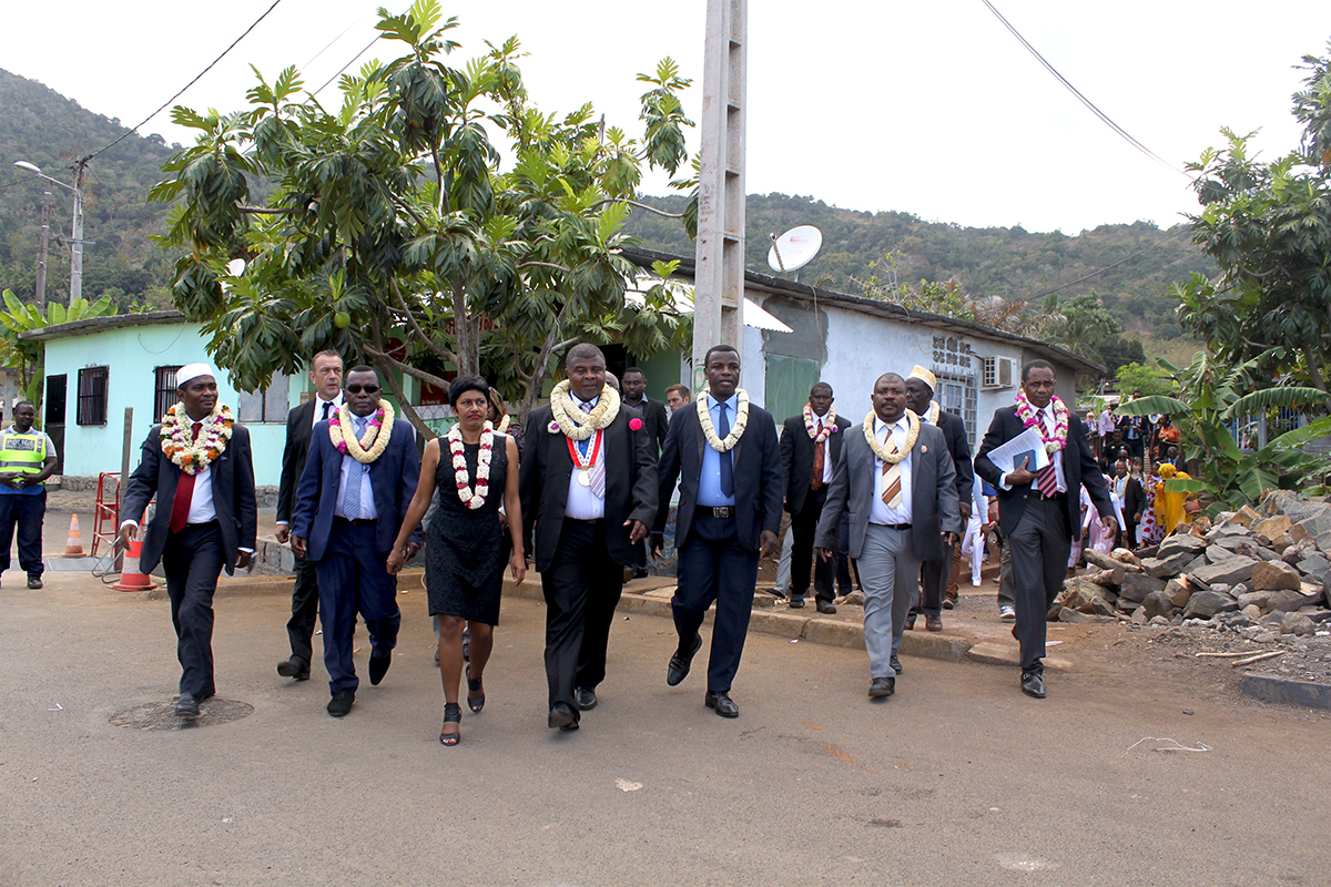 Les maires d'Outre-mer évoquent leurS difficultés en congrès à Mayotte