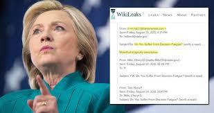 USA: les révélations des e-mails publiés par WikiLeaks sur Hillary Clinton