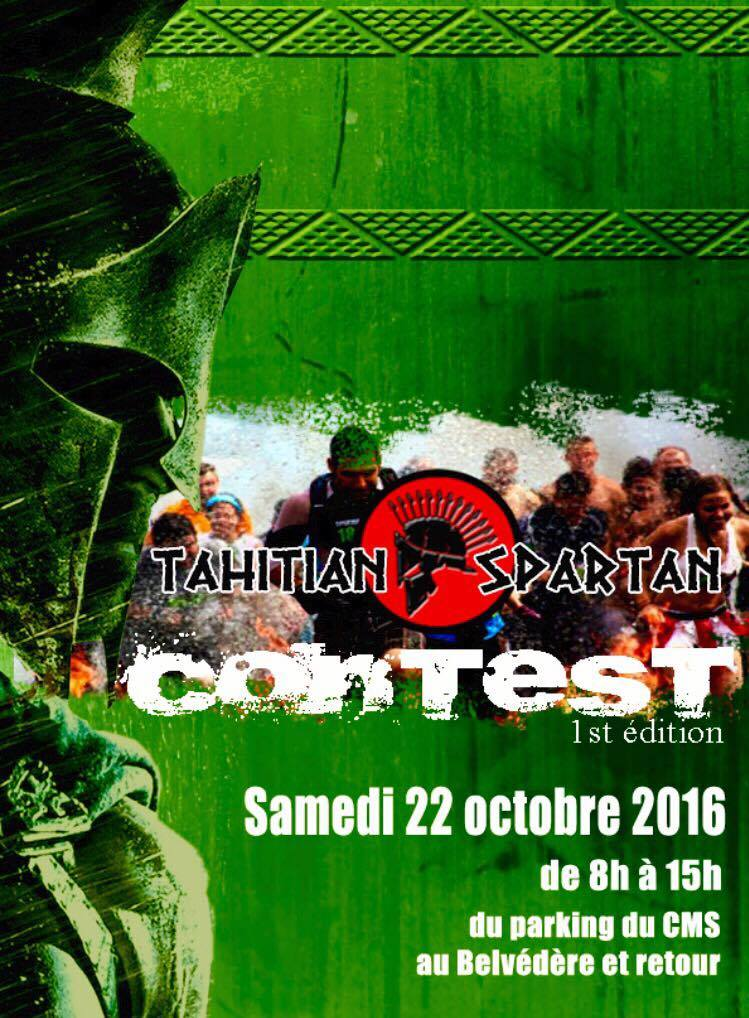 Tahitian Spartan Contest : Qui sera le premier Spartan