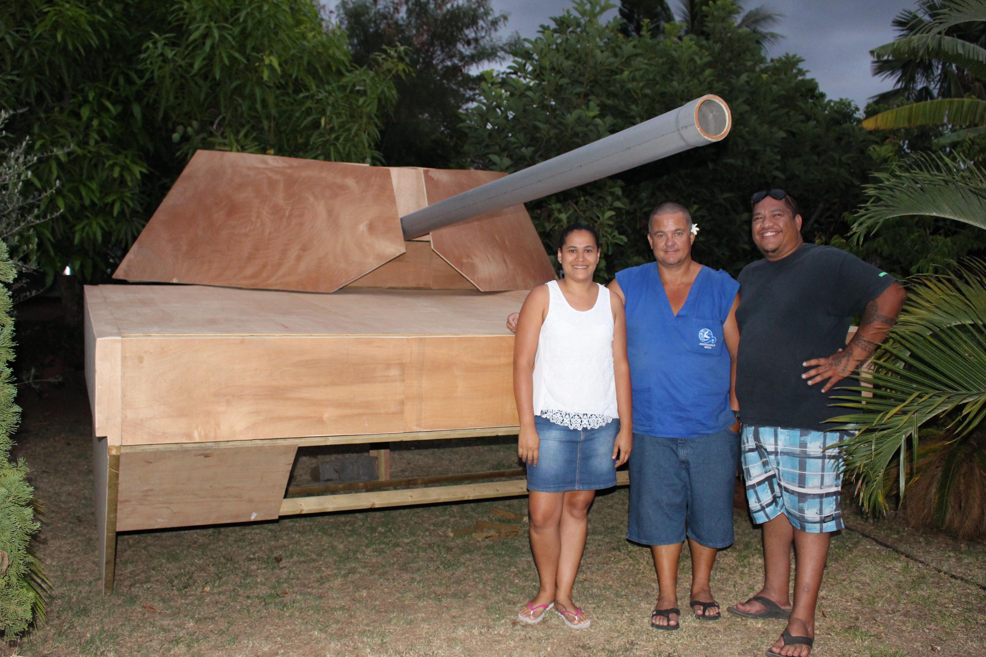 Ben Jack'son en Polynésie : du jamais-vu sur To'ata