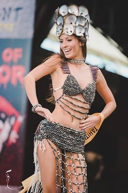 Crédit : Miss Grand international