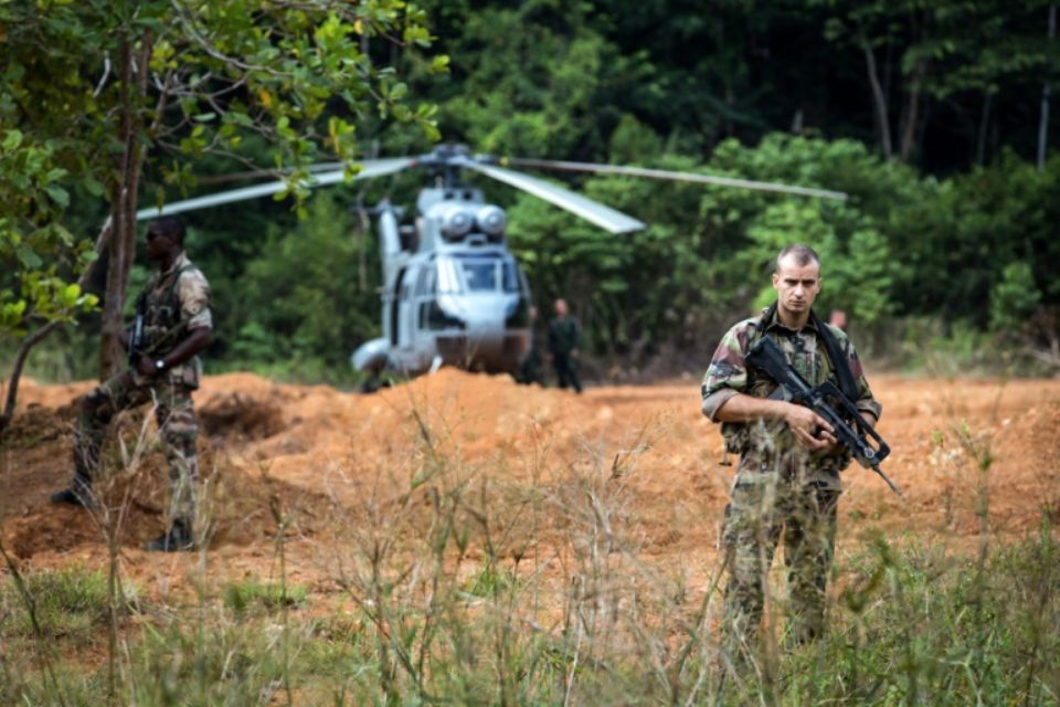 Martinique: lourdes peines pour les orpailleurs brésiliens tueurs de militaires en Guyane