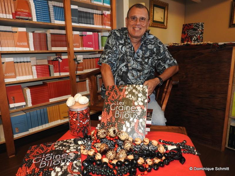 L'auteur sera présent samedi 29 octobre, à la librairie Odyssey, pour une séance de dédicaces.