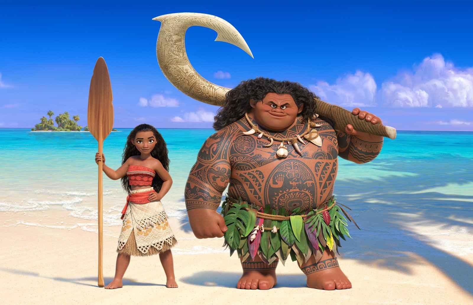 La voix de Vaiana (Disney) à Tahiti la semaine prochaine