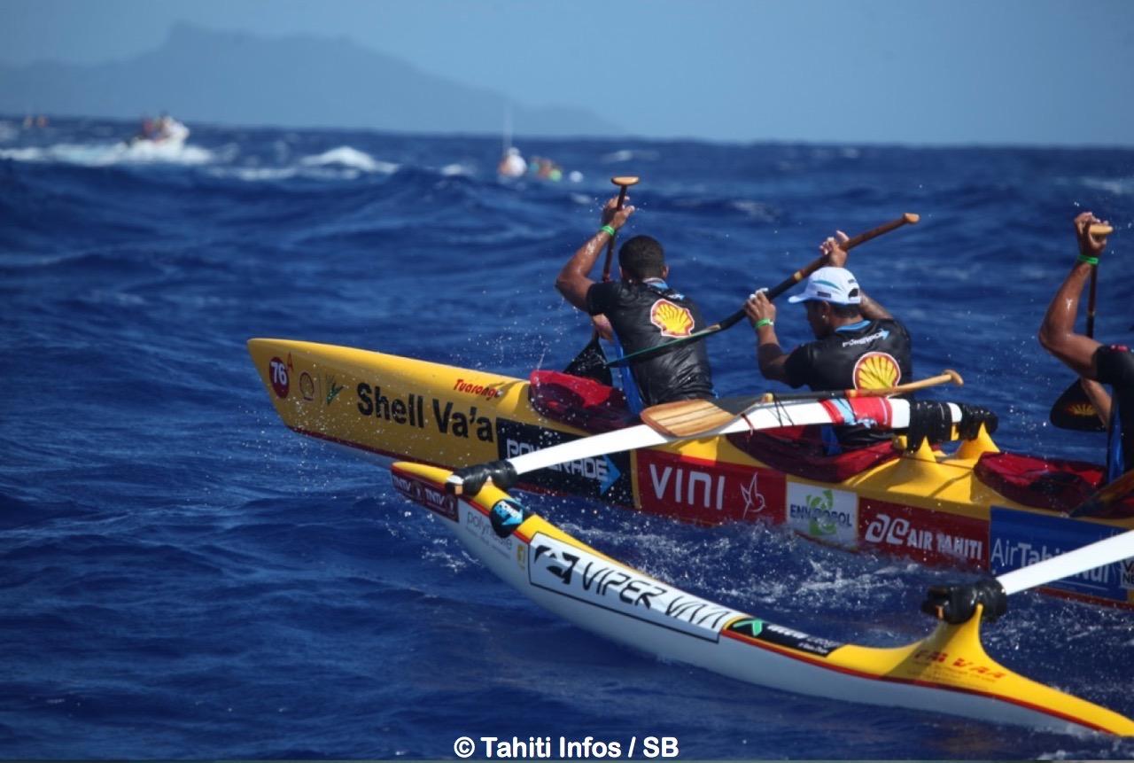 Shell Va'a parviendra-t-il à surfer sur le succès de Moloka'i ?