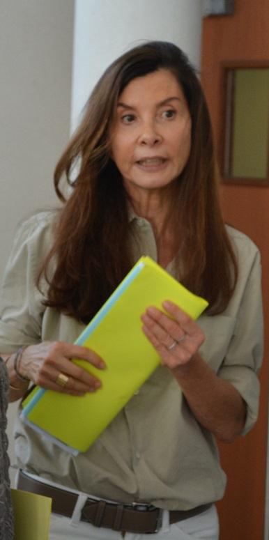 Geneviève Cazes était en poste depuis 2 ans à la direction de la clinique Paofai.