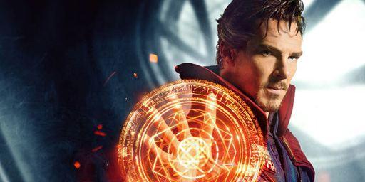 """""""Doctor Strange"""", super-héros aux pouvoirs occultes, brise son mauvais sort"""