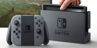 La console Nintendo Switch fraîchement accueillie par les professionnels au Japon