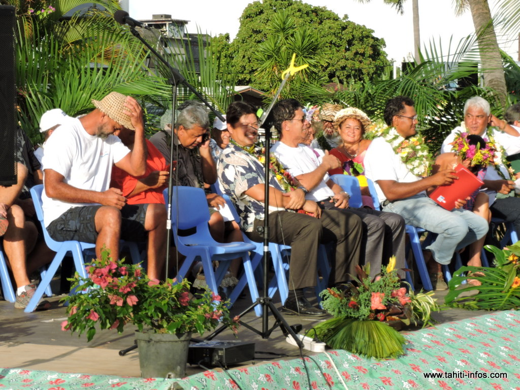 Les débuts politiques difficiles de Tau Hoturau