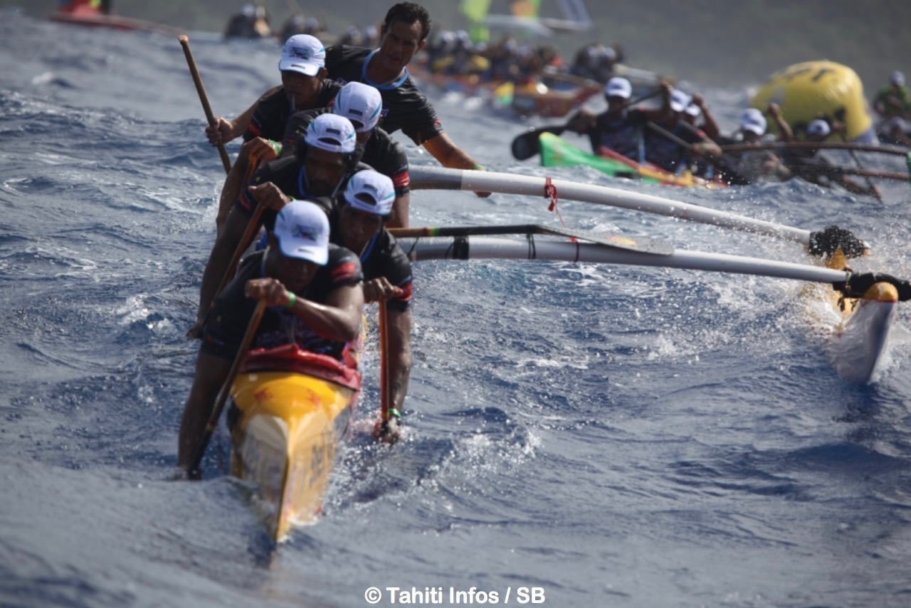 Hawaiki Nui Va'a 2016 – ITW Rodolphe Apuarii : La course de tous les superlatifs