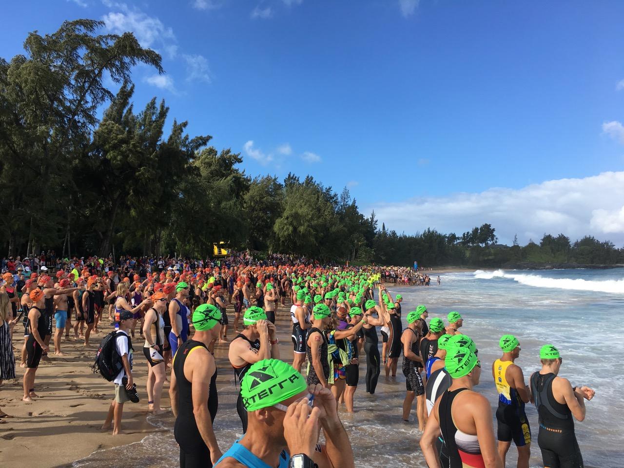 740 participants à Hawai'i !