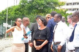 Myriam El Khomri officialise la Garantie jeunes en Guyane française