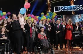 Le 30e Téléthon les 2 et 3 décembre, parrainé par Garou