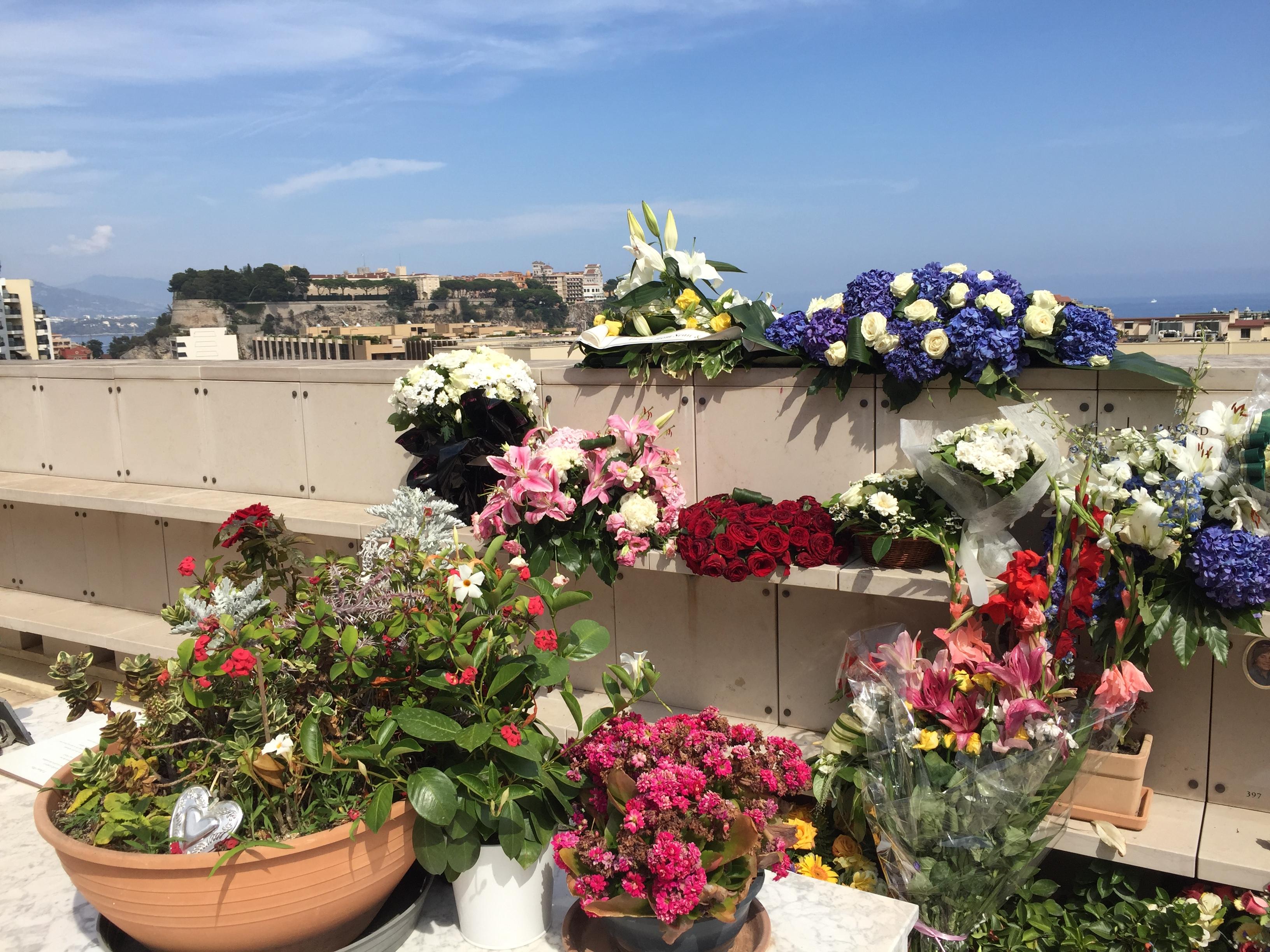 """Monaco """"connecte"""" son cimetière à quelques jours de la Toussaint"""