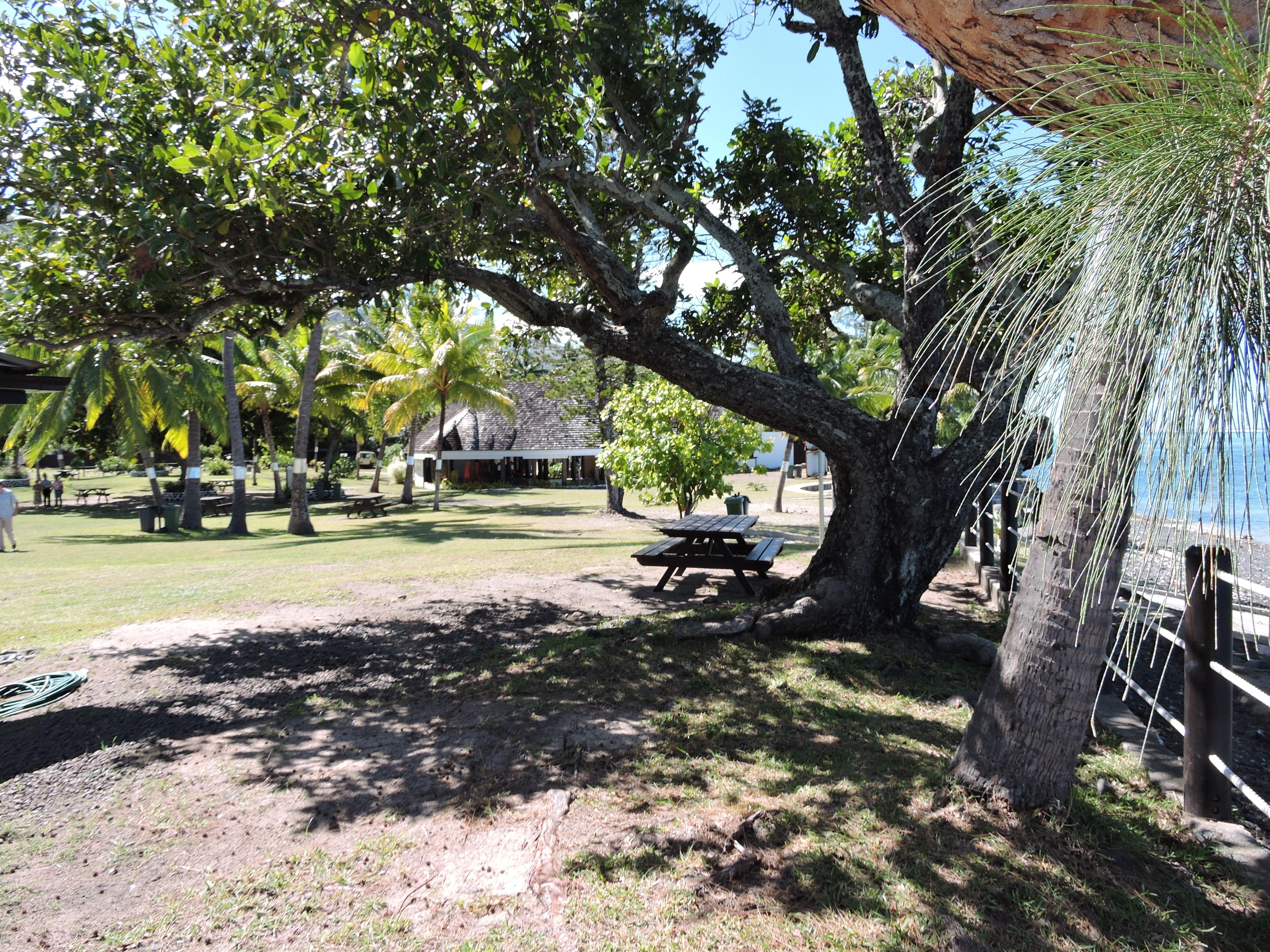 De nouveaux aménagements pour le Mahana Park