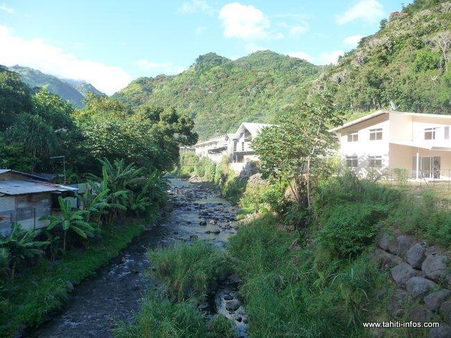 La vallée de Titioro. (archives)
