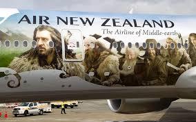 Tourisme: l'économie néo-zélandaise désormais portée par les Hobbits