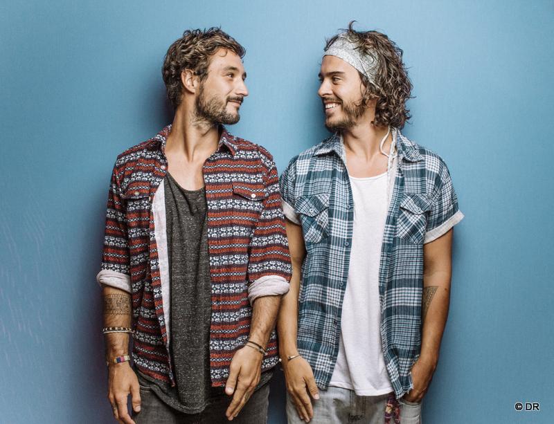 """Jérémy Frérot et Florian Delavega ont été révélés par l'émission """"The Voice"""" en 2014."""