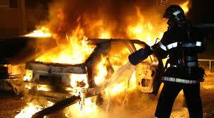 Feux de poubelles et voitures incendiées pour Halloween à Rennes