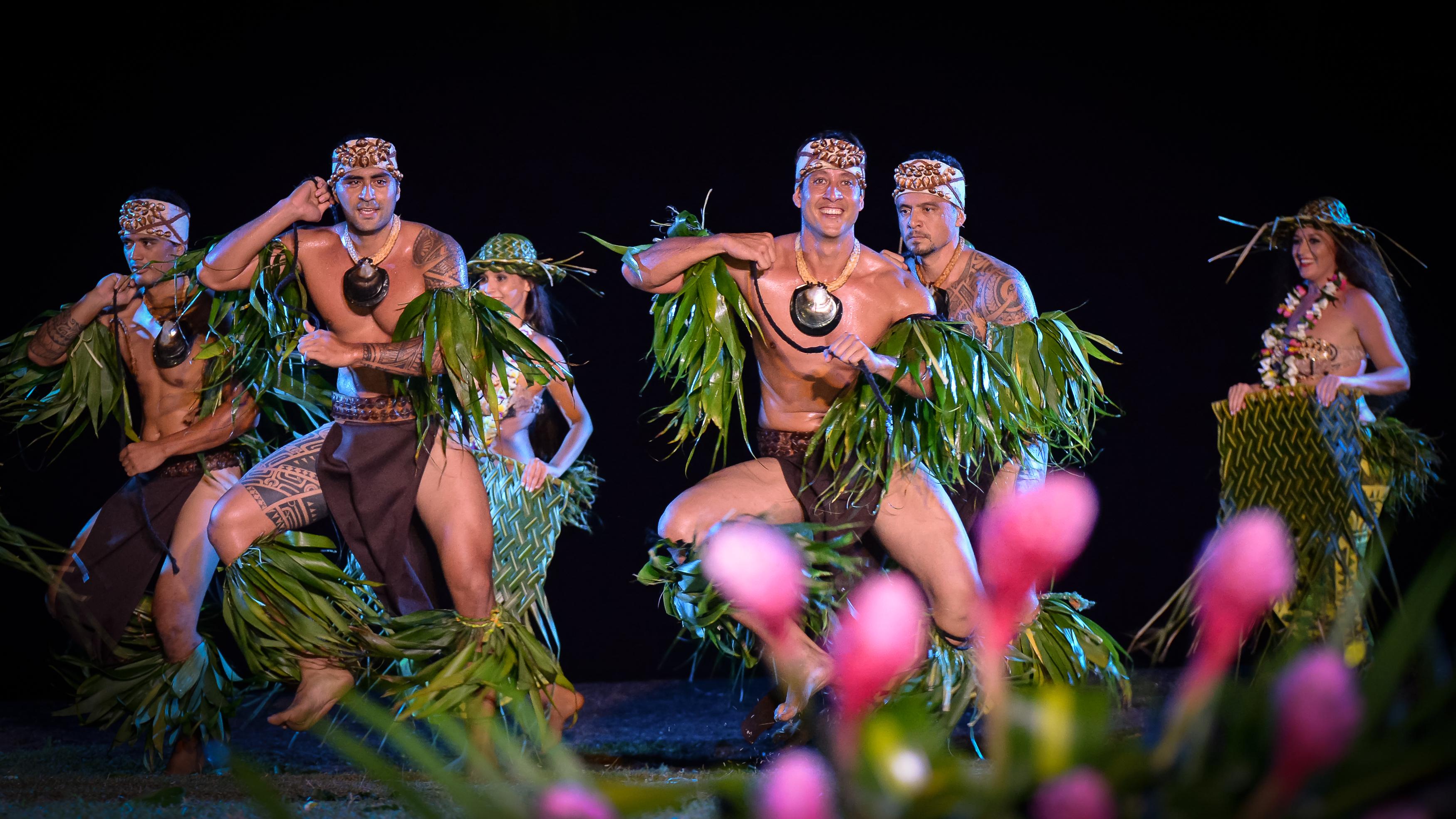 """Les Ballets de Tahiti Ora rodent leur nouveau spectacle """"Mana"""" au Japon afin d'être fin prêts pour leurs grandes tournées en 2017."""