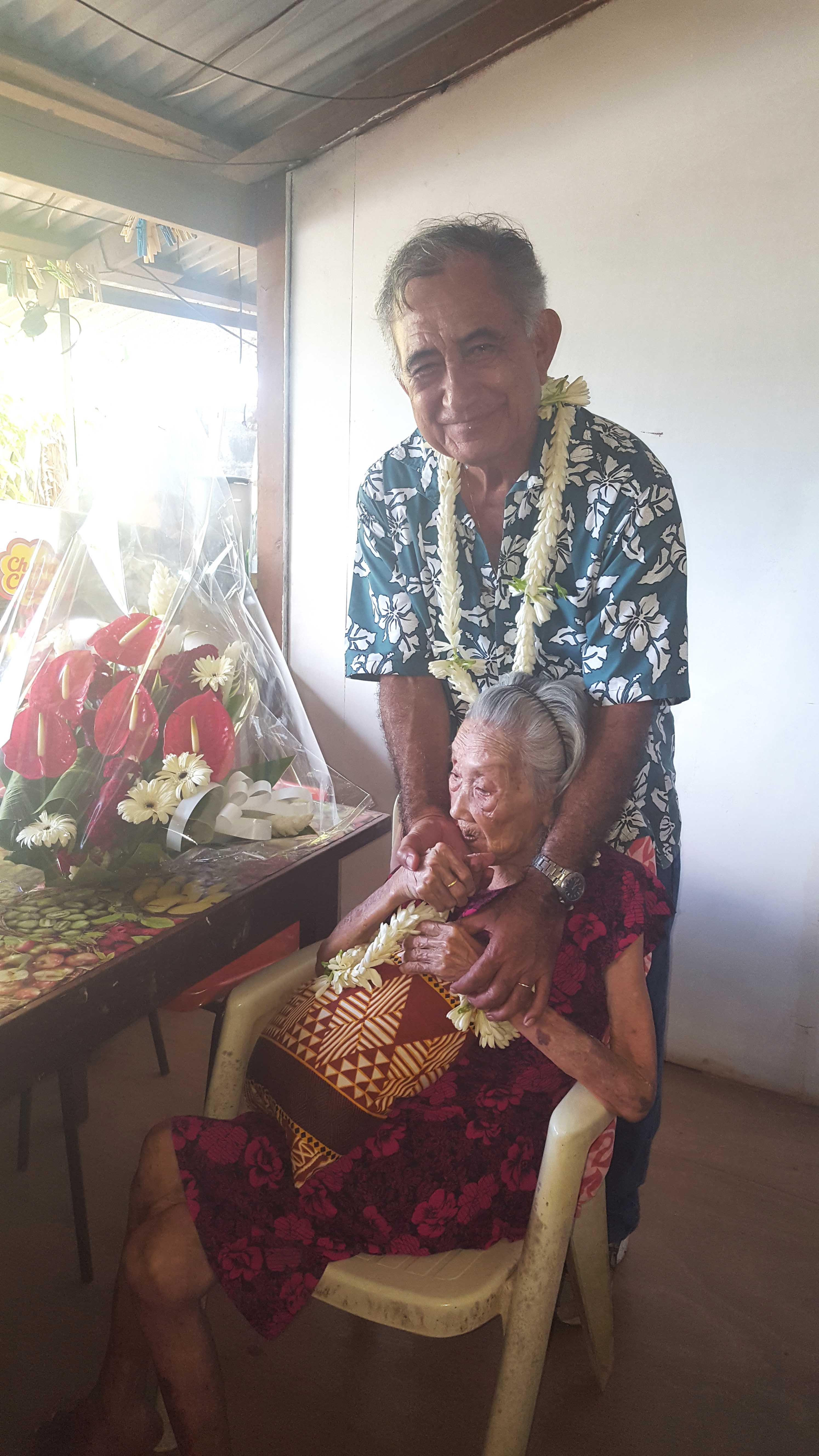 Rose a célébré ses 101 ans mardi dernier. Un jour important aussi pour le maire de la commune qui fêtait aussi son anniversaire.