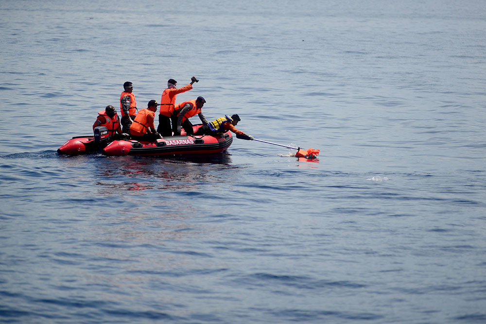 Naufrage en Indonésie: 18 morts et 36 disparus