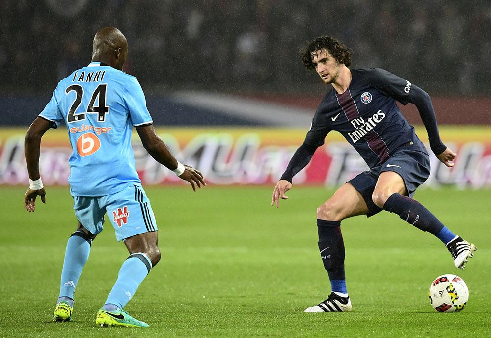 France - Rabiot prend le relais chez les Bleus