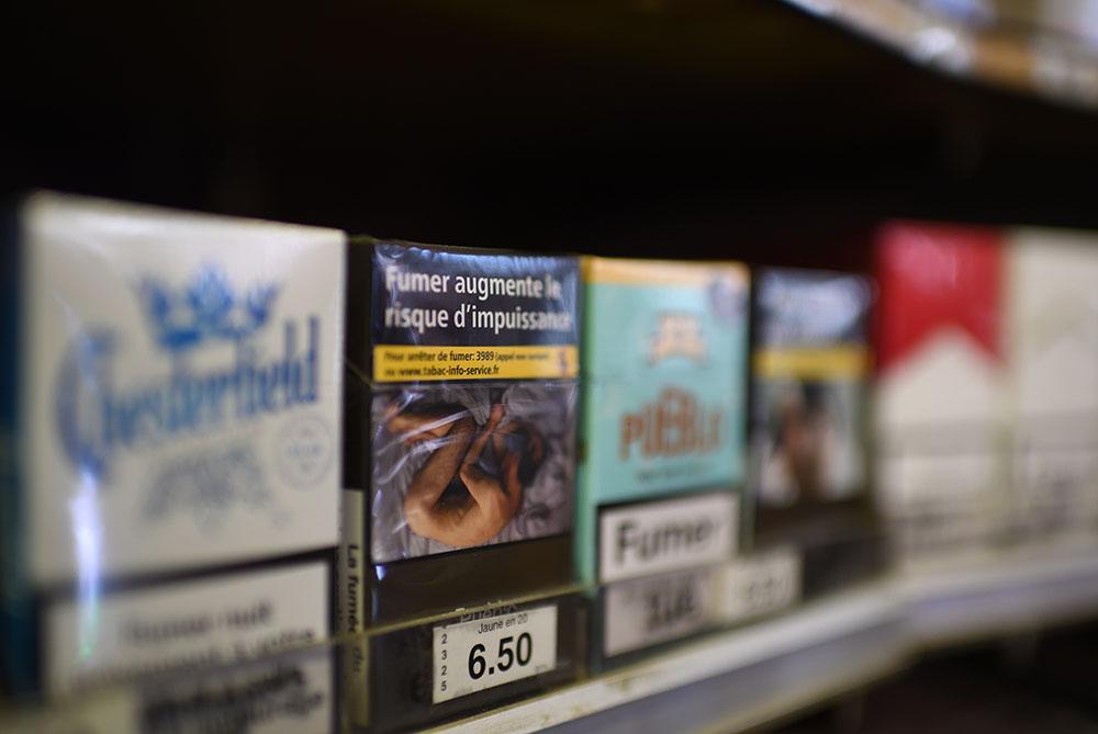 La cigarette provoque de nombreuses mutations génétiques et favorise le cancer