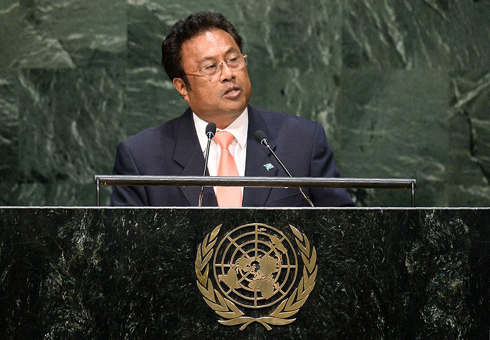 Présidentielle aux Palaos: un combat familial sur le fil du rasoir