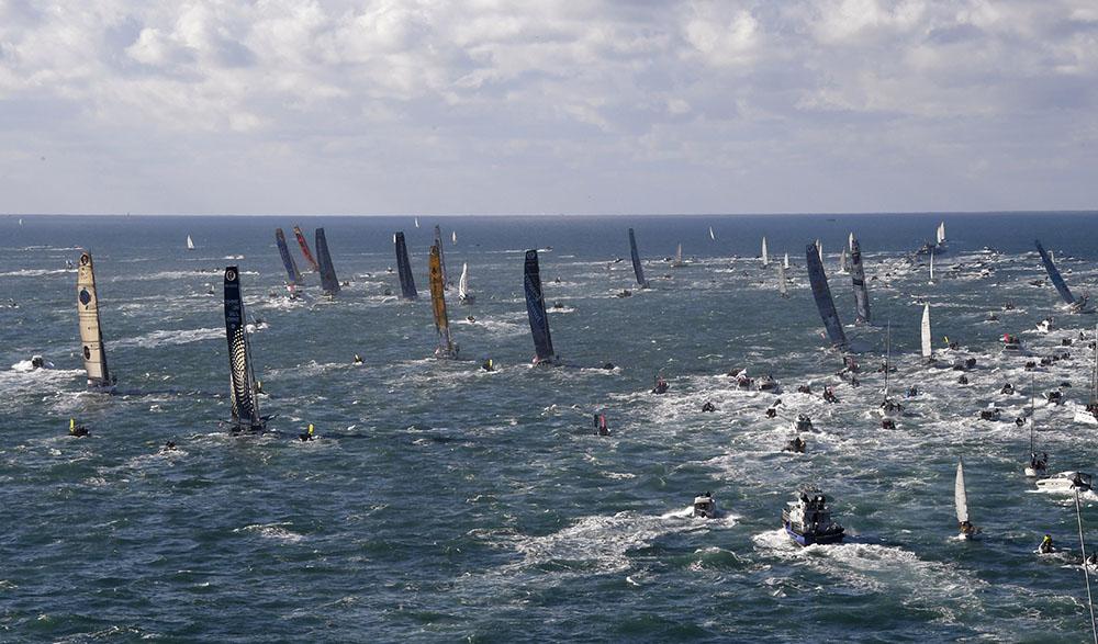 Vendée Globe - Les marins de l'extrême enfin seuls pour un tour de folie