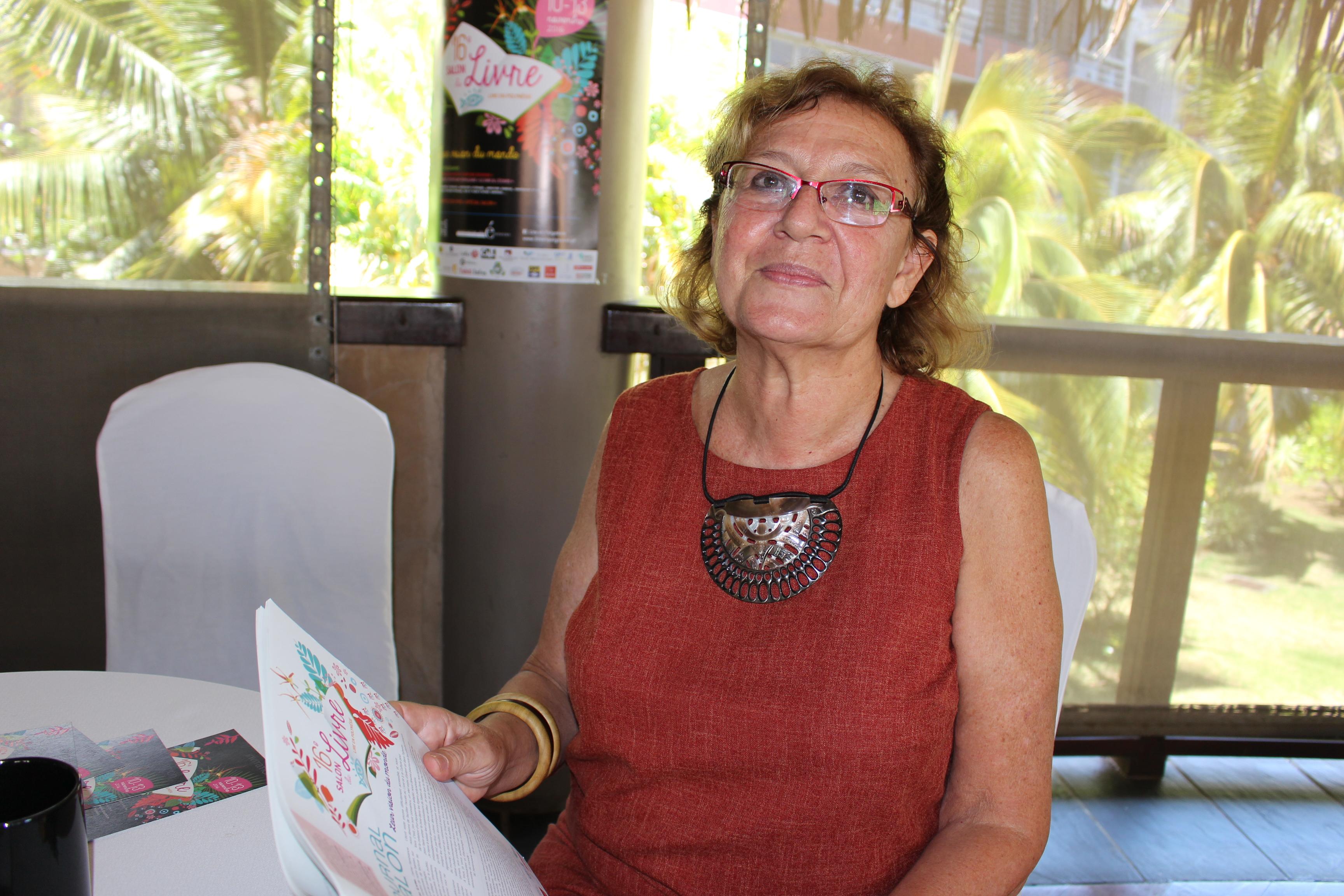 Jour j-2 pour le salon du livre de Papeete