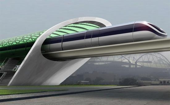 Dubaï à 12 minutes d'Abou Dhabi: le pari Hyperloop