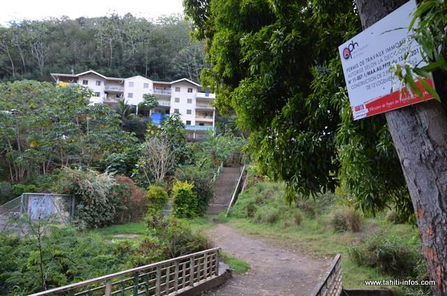 Le lotissement social du quartier Tepapa se dégradait sans que l'OPH ne tienne compte des doléances des riverains, démontrera l'enquête.