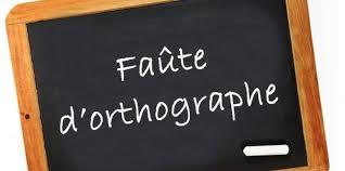 Orthographe: les écoliers français font de plus en plus de fautes
