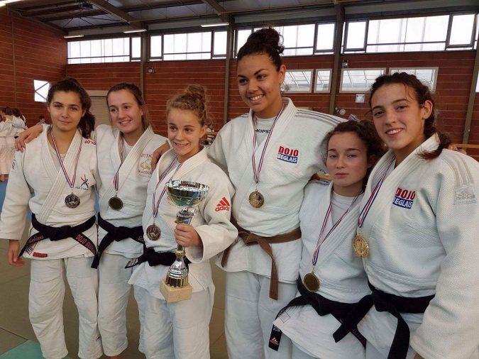 Judo « Qualif. championnat France » : Les Tahitiennes sur tous les podiums
