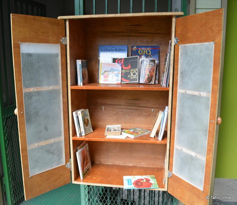 La Boite à lire : échangez vos livres